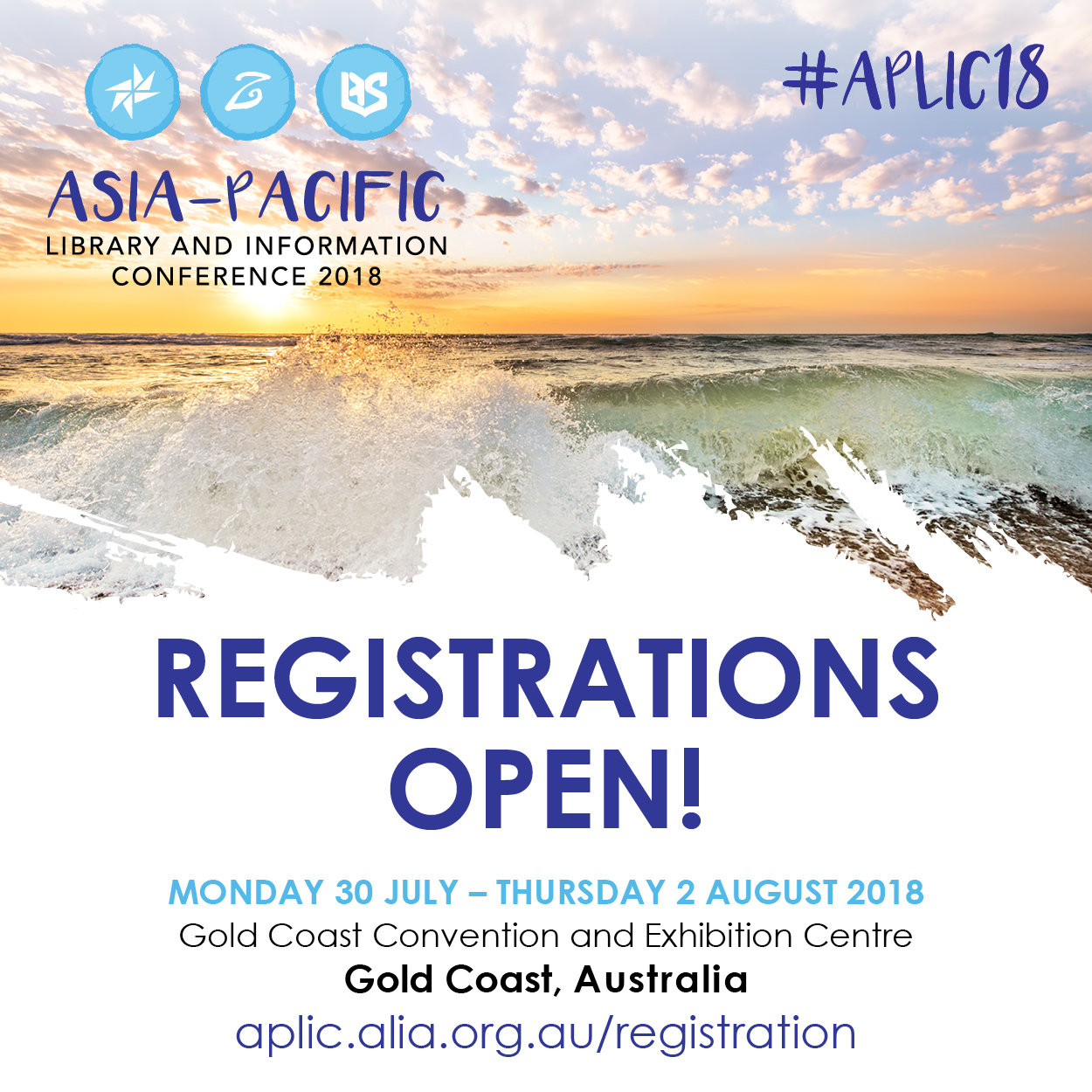 Asia-Pacific Library and Information Conference 2018 is Open For Registration
