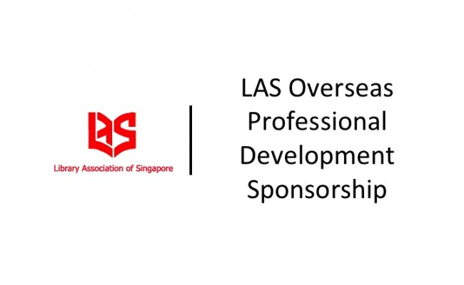 LAS Overseas Professional Development Sponsorship 2013-14